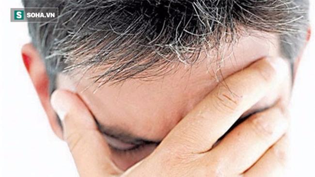 Xem vị trí tóc bạc đoán bệnh của gan, thận, dạ dày, lá lách - Ảnh 1.