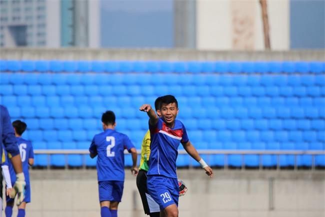 Hot boy Trọng Đại trở lại sẵn sàng tuyên chiến với U20 Pháp - Ảnh 3.