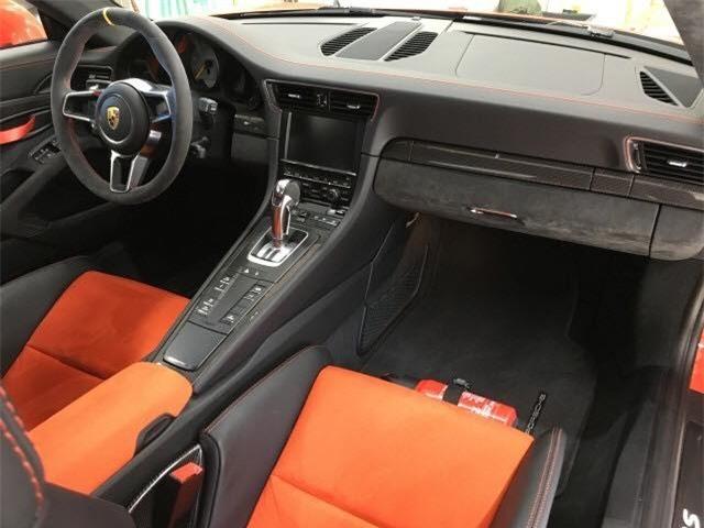 Cường Đô-la cầm lái siêu xe Porsche 911 GT3 RS Coupe độc nhất Việt Nam - Ảnh 5.