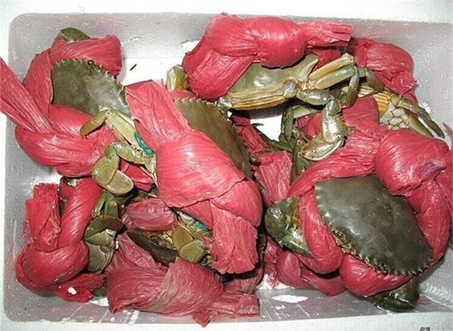 cua biển, cân điêu, tăng trọng lượng, hải sản