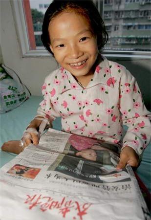 """Cô bé 8 tuổi mắc bệnh ung thư và câu nói khiến người khác đau lòng: """"Con đã từng đến và con rất ngoan"""" - Ảnh 9."""