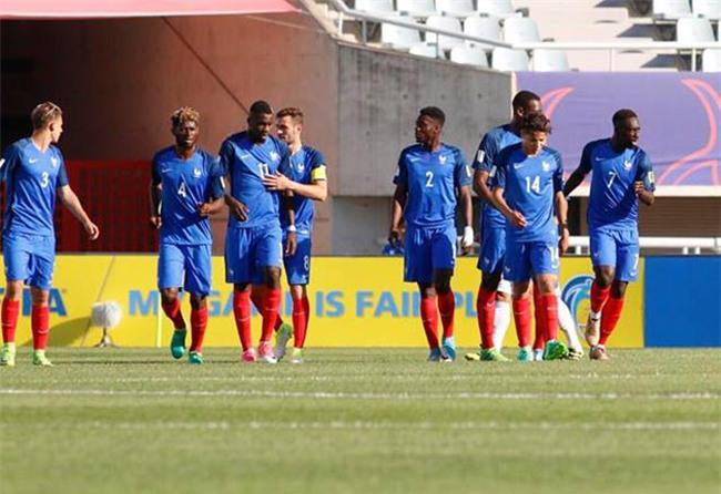 U20 Việt Nam - U20 Pháp: Rung chuyển vì SAO PSG 77 tỷ đồng - 1