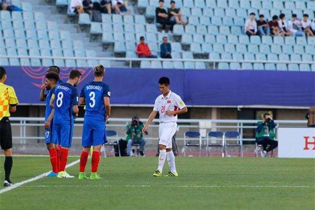 U20 Việt Nam - U20 Pháp: Rung chuyển vì SAO PSG 77 tỷ đồng - 2