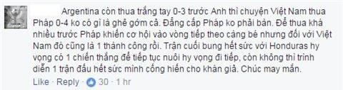 Fan nước ngoài khích lệ tinh thần U20 Việt Nam - Ảnh 10.