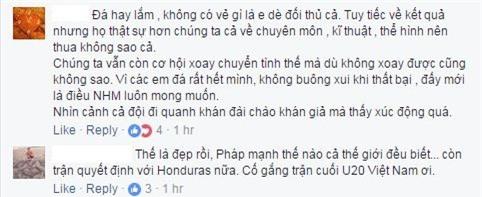 Fan nước ngoài khích lệ tinh thần U20 Việt Nam - Ảnh 5.