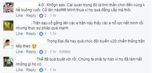 Fan nước ngoài khích lệ tinh thần U20 Việt Nam - Ảnh 6.