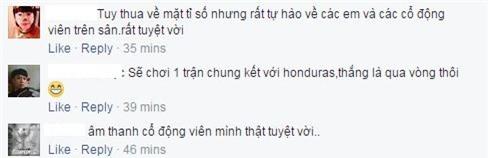 Fan nước ngoài khích lệ tinh thần U20 Việt Nam - Ảnh 9.