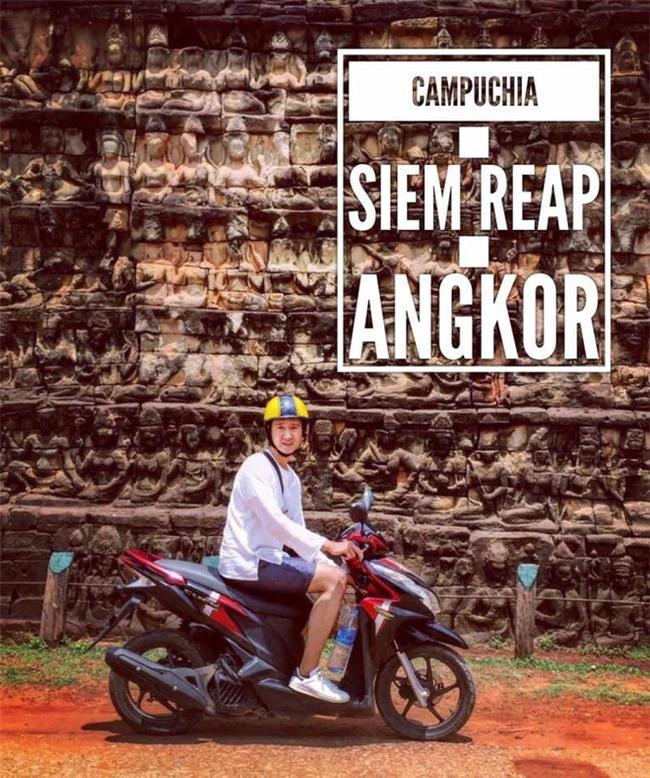 Chuyến đi Campuchia hết 5 triệu khiến các bạn trẻ Việt rần rần chia sẻ - Ảnh 1.
