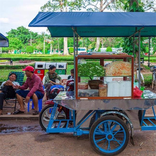 Chuyến đi Campuchia hết 5 triệu khiến các bạn trẻ Việt rần rần chia sẻ - Ảnh 10.