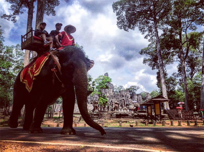 Chuyến đi Campuchia hết 5 triệu khiến các bạn trẻ Việt rần rần chia sẻ - Ảnh 3.