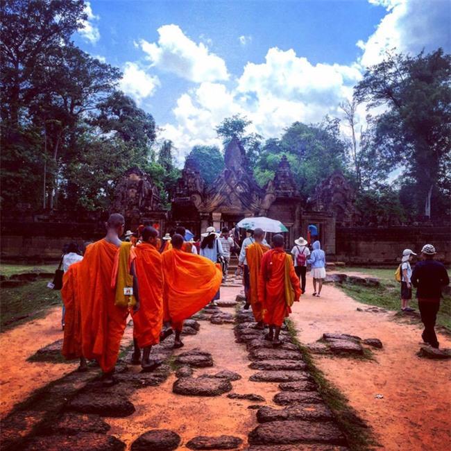 Chuyến đi Campuchia hết 5 triệu khiến các bạn trẻ Việt rần rần chia sẻ - Ảnh 9.