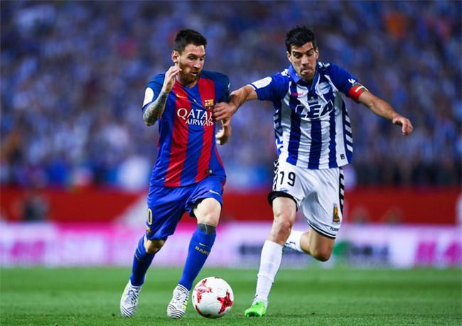 Messi nổ súng, Barca lần thứ 3 liên tiếp giành Cúp Nhà vua - Ảnh 13.
