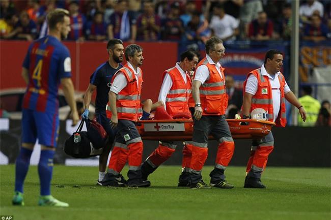 Messi nổ súng, Barca lần thứ 3 liên tiếp giành Cúp Nhà vua - Ảnh 4.
