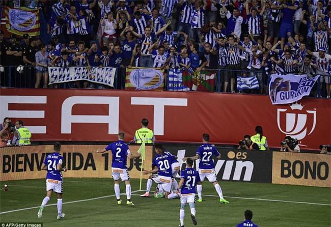 Messi nổ súng, Barca lần thứ 3 liên tiếp giành Cúp Nhà vua - Ảnh 9.