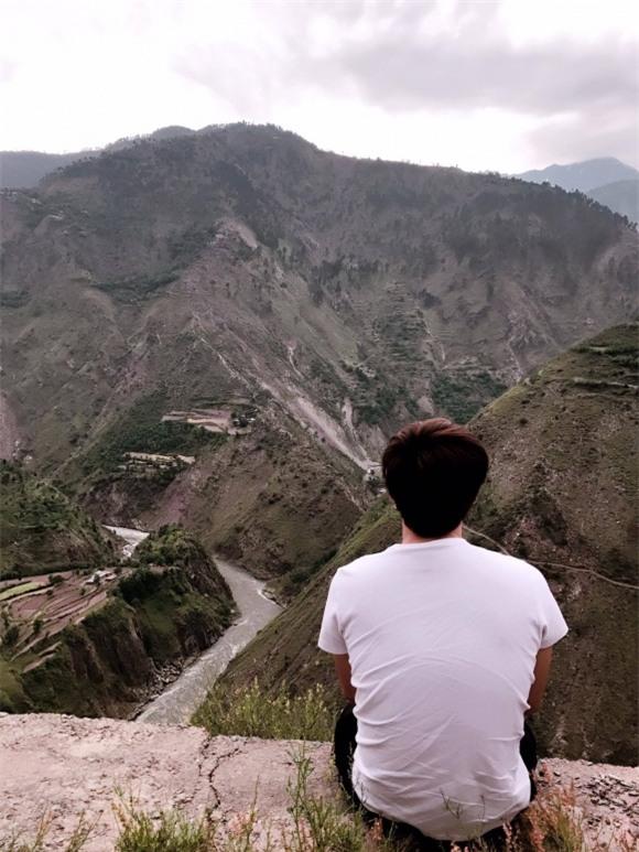 sao Việt,Hồ Quang Hiếu,Bảo Anh,Hồ Quang Hiếu đi du lịch