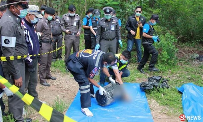 Vụ cô gái xinh đẹp bị sát hại dã man gây rúng động dư luận Thái Lan - Ảnh 1.