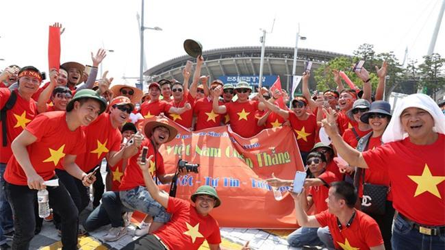 Những khoảnh khắc cuối cùng của U20 Việt Nam ở đấu trường World Cup - Ảnh 1.