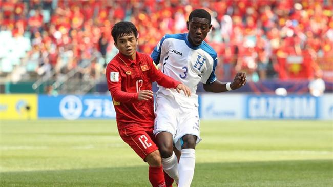 Những khoảnh khắc cuối cùng của U20 Việt Nam ở đấu trường World Cup - Ảnh 10.