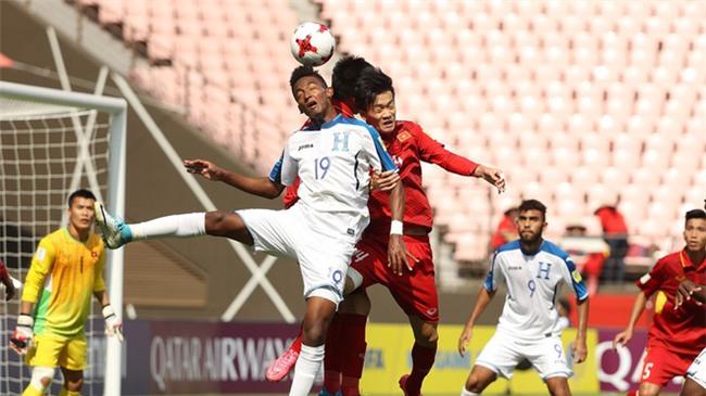 Những khoảnh khắc cuối cùng của U20 Việt Nam ở đấu trường World Cup - Ảnh 12.