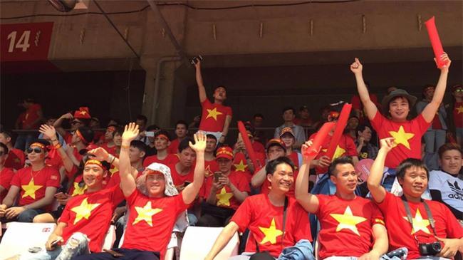 Những khoảnh khắc cuối cùng của U20 Việt Nam ở đấu trường World Cup - Ảnh 13.