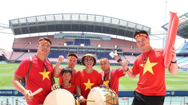 Những khoảnh khắc cuối cùng của U20 Việt Nam ở đấu trường World Cup - Ảnh 2.