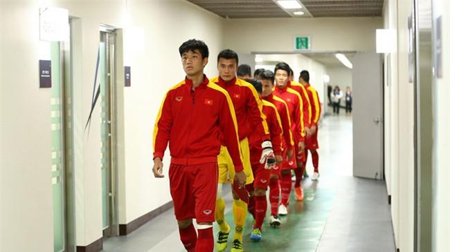 Những khoảnh khắc cuối cùng của U20 Việt Nam ở đấu trường World Cup - Ảnh 4.