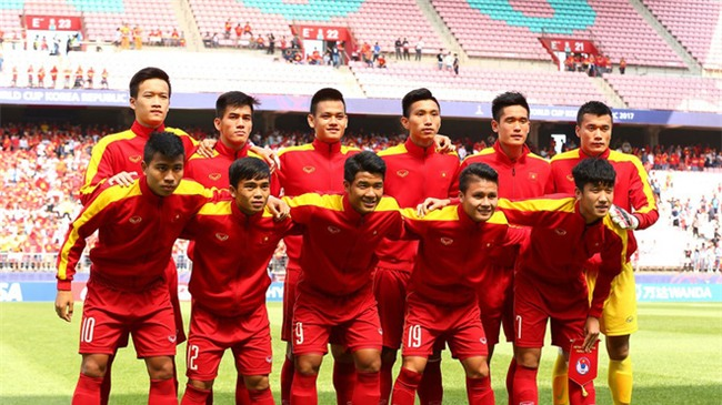 Những khoảnh khắc cuối cùng của U20 Việt Nam ở đấu trường World Cup - Ảnh 5.