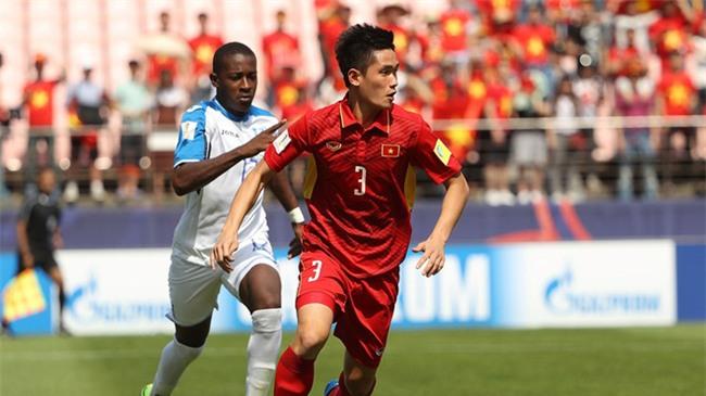 Những khoảnh khắc cuối cùng của U20 Việt Nam ở đấu trường World Cup - Ảnh 6.