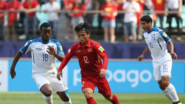 Những khoảnh khắc cuối cùng của U20 Việt Nam ở đấu trường World Cup - Ảnh 7.