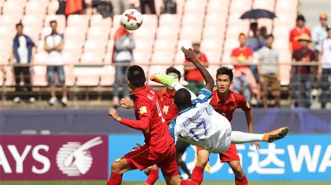 Những khoảnh khắc cuối cùng của U20 Việt Nam ở đấu trường World Cup - Ảnh 8.