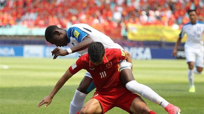 Những khoảnh khắc cuối cùng của U20 Việt Nam ở đấu trường World Cup - Ảnh 9.