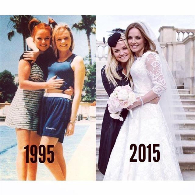 Sau 20 năm, tình bạn son sắt vẫn còn y nguyên