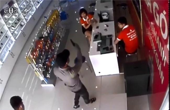 cướp, súng, cướp siêu thị, Bắc Ninh