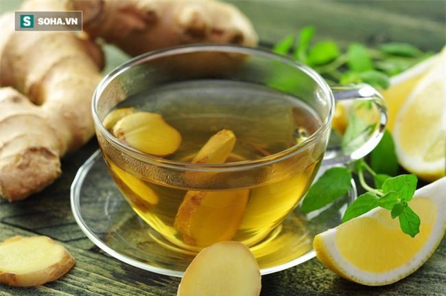 6 món trà dễ làm giải độc gan, tiêu mỡ gan hiệu quả - Ảnh 2.