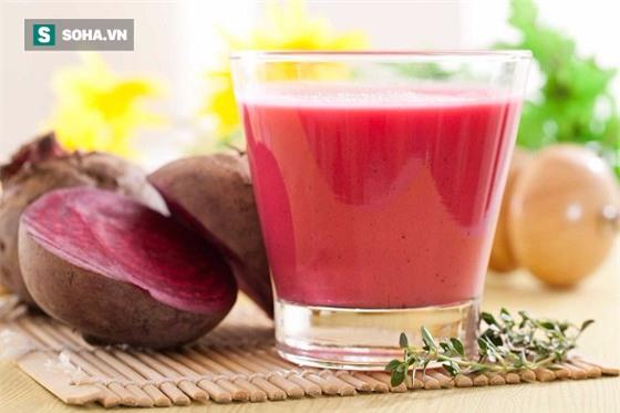 6 món trà dễ làm giải độc gan, tiêu mỡ gan hiệu quả - Ảnh 3.