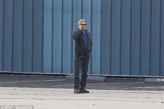 Harrison Ford lại gặp rắc rối với máy bay - Ảnh 2.