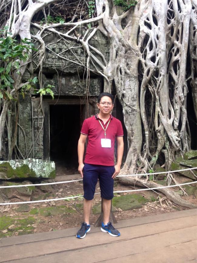 Thầy giáo đăng status facebook Để đây và không cần nói gì rồi mất tích khi đi du lịch - Ảnh 2.