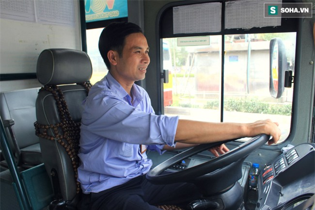 Vị khách xấu tính trên xe buýt và chuyện tài xế đi vệ sinh cũng phải xin phép - Ảnh 2.