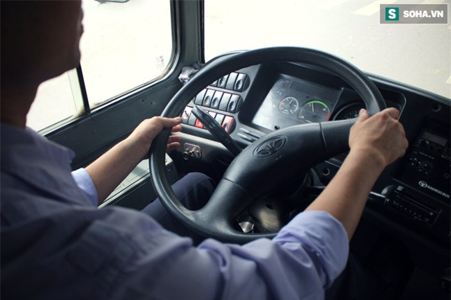 Vị khách xấu tính trên xe buýt và chuyện tài xế đi vệ sinh cũng phải xin phép - Ảnh 6.