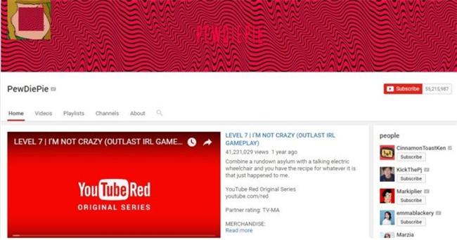 youtube, quảng cáo youtube, google, kênh youtube