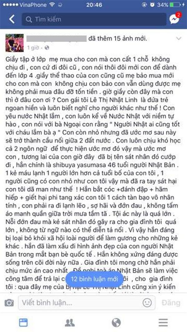 Mẹ bé Nhật Linh: Con gái không dám đi giày mới vì sợ mẹ tốn tiền - Ảnh 1.