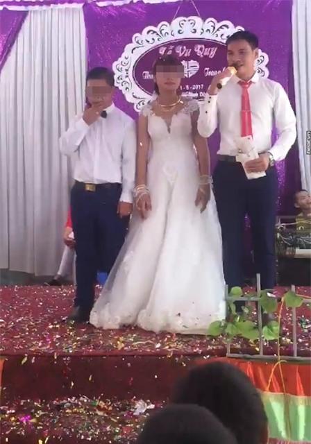 Đám cưới cô dâu 15 tuổi ở Sơn La lấy chồng Trung Quốc diễn ra trong 3 tiếng, xã không biết - Ảnh 3.
