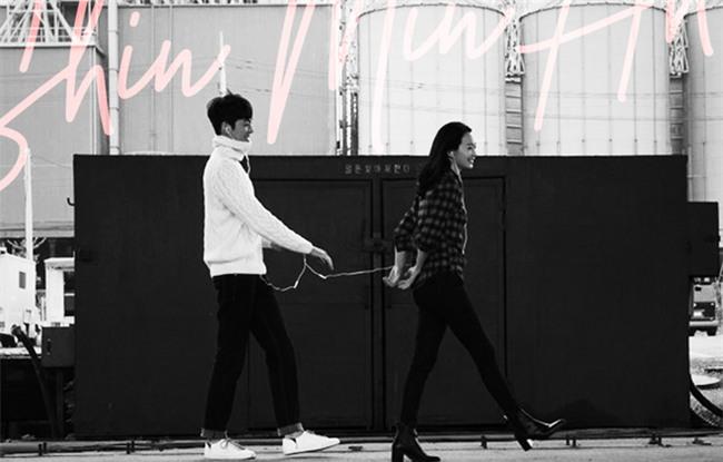 Kim Woo Bin và Shin Min Ah: Phía sau gã đàn ông đau đớn vì bệnh tật luôn là cô gái có nụ cười ấm áp - Ảnh 4.