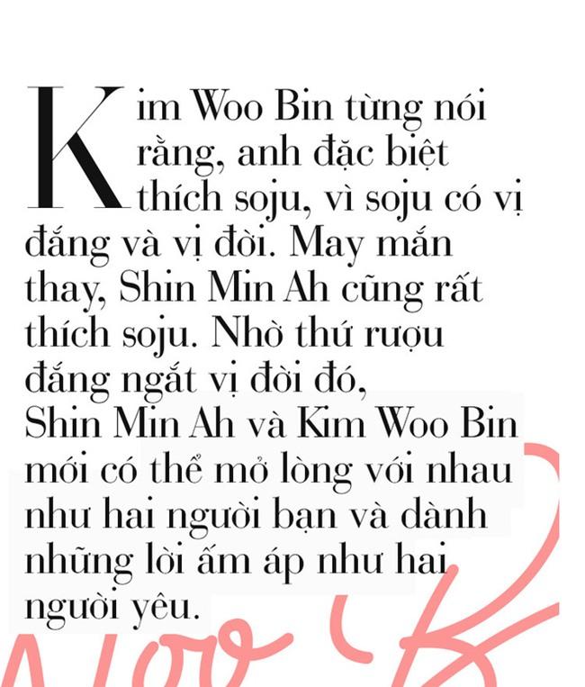 Kim Woo Bin và Shin Min Ah: Phía sau gã đàn ông đau đớn vì bệnh tật luôn là cô gái có nụ cười ấm áp - Ảnh 5.