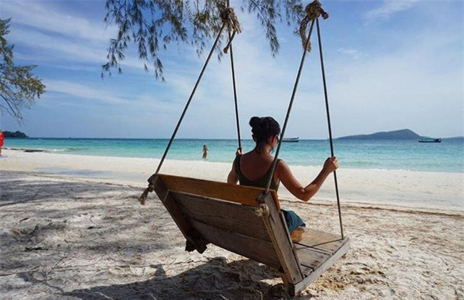 Ngay gần Việt Nam có 5 bãi biển thiên đường đẹp nhường này, không đi thì tiếc lắm! - Ảnh 19.