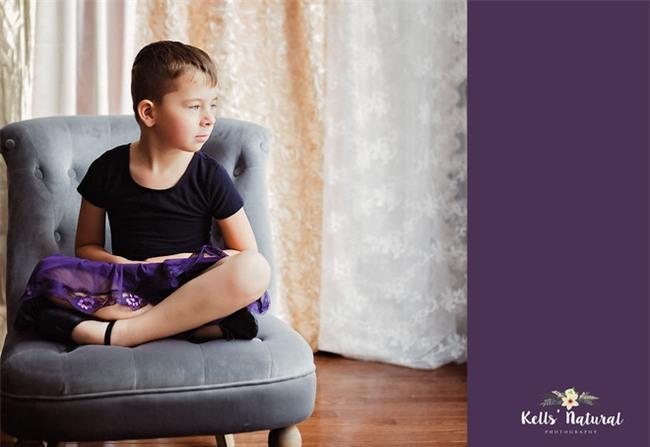 Con trai có mặc váy thì bố mẹ cũng kệ và lý do đằng sau khiến nhiều người cảm phục - Ảnh 4.