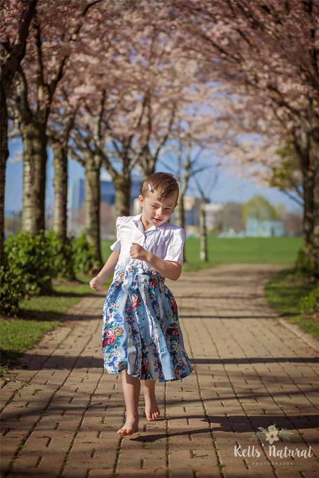Con trai có mặc váy thì bố mẹ cũng kệ và lý do đằng sau khiến nhiều người cảm phục - Ảnh 5.