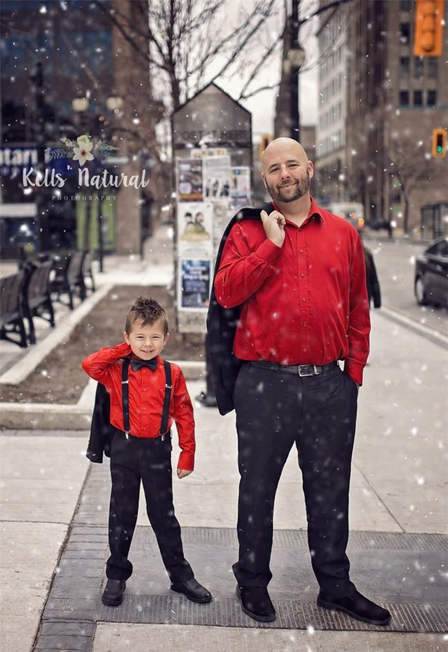 Con trai có mặc váy thì bố mẹ cũng kệ và lý do đằng sau khiến nhiều người cảm phục - Ảnh 9.