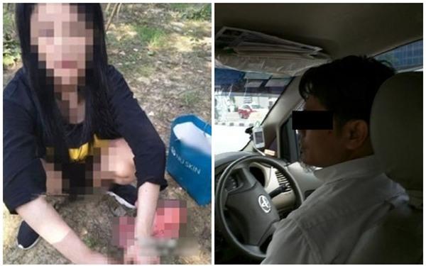 Tài xế taxi bị sốc khi hành khách 15 tuổi xin đi vệ sinh nhưng lại là ... đẻ rơi trên đường - Ảnh 1.