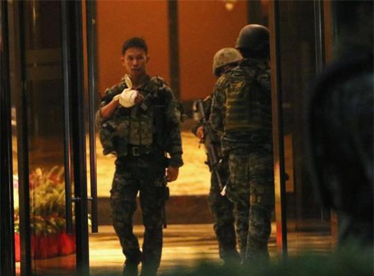 Vụ nổ súng Philippines: Phát hiện 34 thi thể chết ngạt trong khách sạn - Ảnh 3.